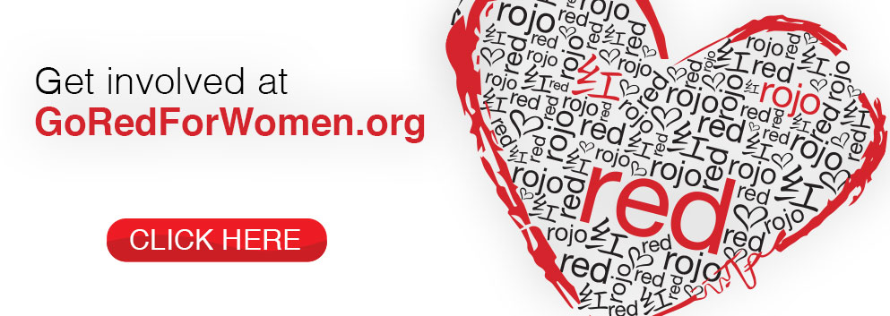 get involved at goredforwomen.org